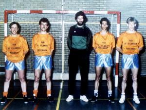 Eilanden/Bekerhuis Kamp. 1988 A-Poule